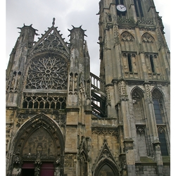 St Jacques Kathedraal Dieppe
