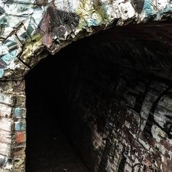 Graffiti bunker