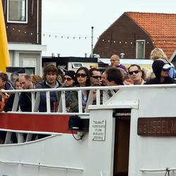 Met de boot naar Marken