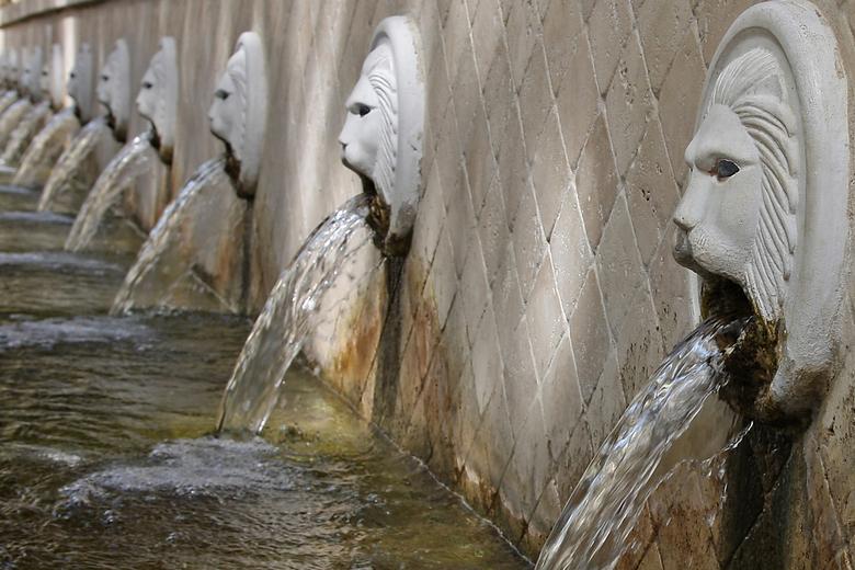waterspuwers