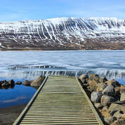 IJsland Ljosavatn