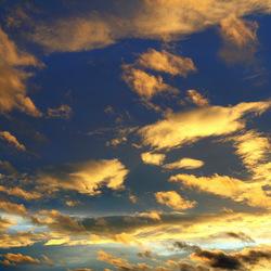 Wolkenbeeld