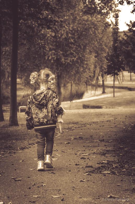 A little walk -