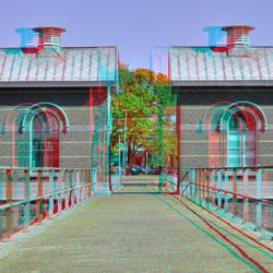 pomphuisjes De Esch DWL Rotterdam 3D