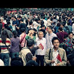 Shanghai Streets #6
