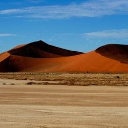 Sossusvlei In Namibie