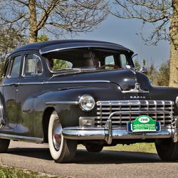 Dodge Custom Sedan 1948 (8460)
