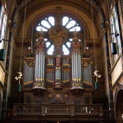 Orgel in de Basiliek van de H. Nicolaas