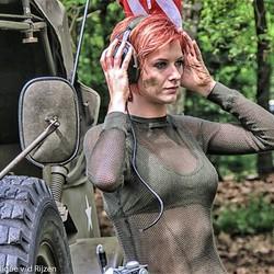 Armygirl Fotofair 2017