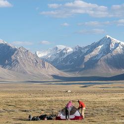 De grootste camping ter wereld