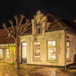 Waalderstraat Den Burg - Texel