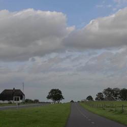 De IJsseldijk nabij Nieuw Rande te Deventer
