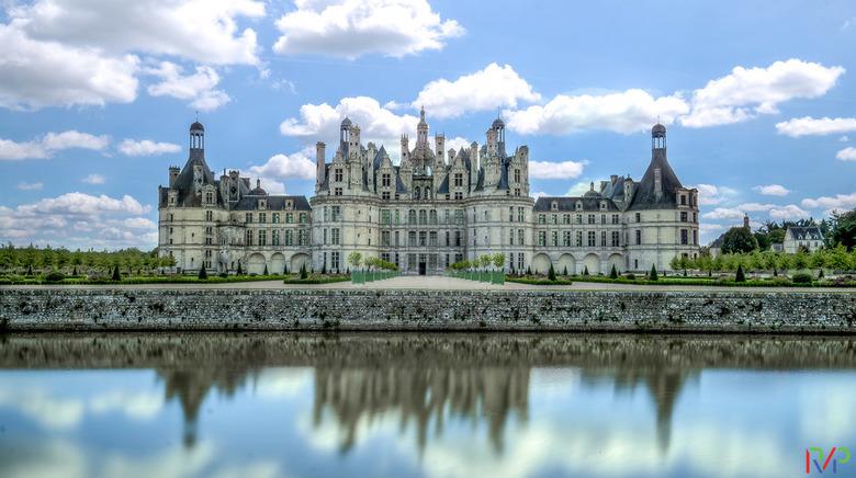Chateau Chambord Frankrijk -
