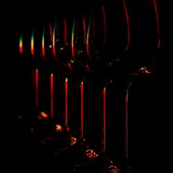 Glas & Gekleurd Licht (2)
