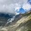 Gletscherweg Pasterze Großglockner Oostenrijk