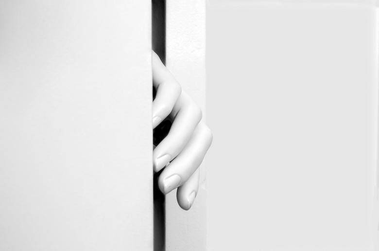 The Hand - De hand van een etalagepop