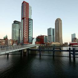 Rijnhaven en kop van Zuid