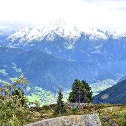 Contrast (view Oostenrijk)