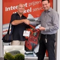 Trotse winnaar WWPW Almere 2009