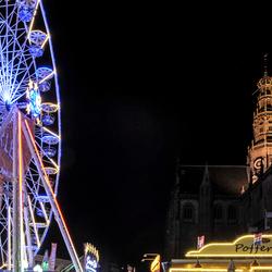 Kermis in Haarlem