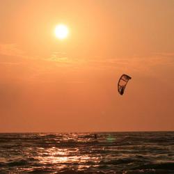 Kitesurfin