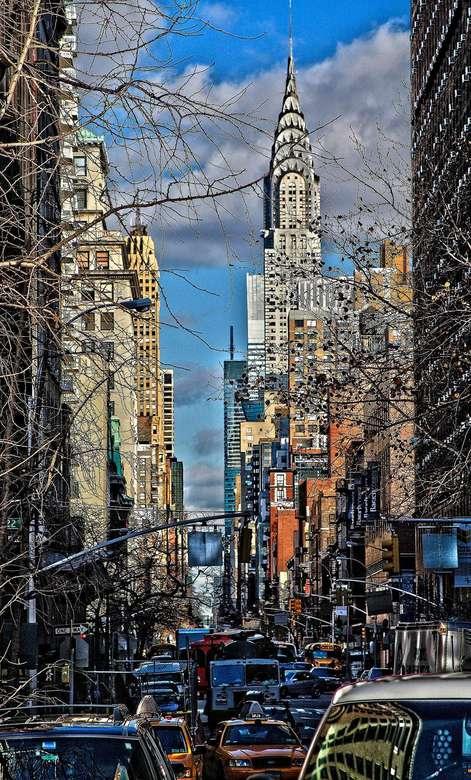Busy New York - New York