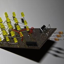 Led Cube 4 Arduino