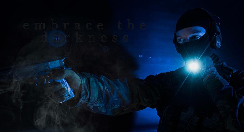 Embrace the darkness - Embrace the darkness<br /> <br /> <br />