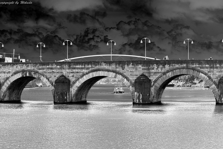 Sint Servaasbrug  - Rondvaart in Maastricht