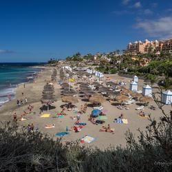 Playa del Duque, Costa Adeje Tenerife