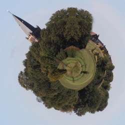 little planet van woensdrecht