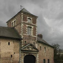 poortgebouw kasteel Roeselaere
