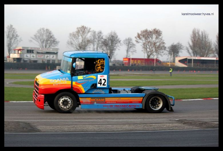 Vrachtwagenrace - nvt