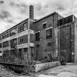 Oude leerlooierij Fabriek