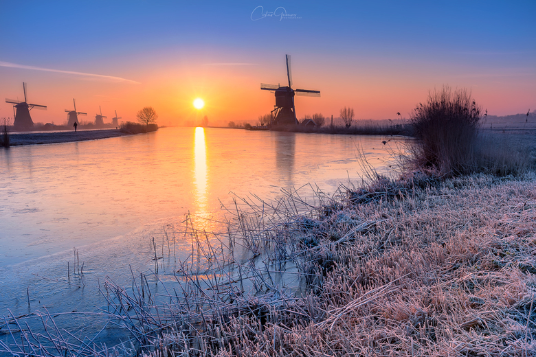 Ice and light -