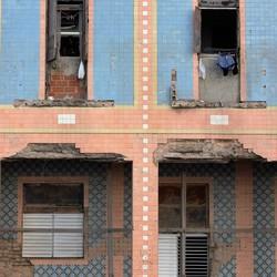 Laundry without balcony