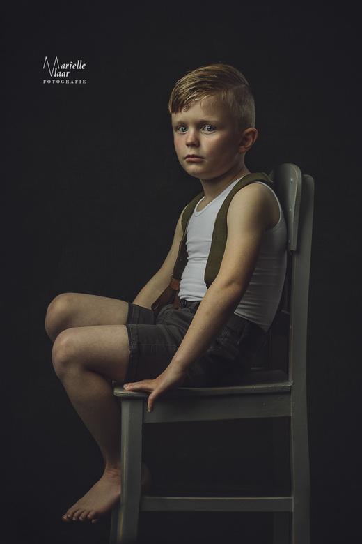 Little boy  -