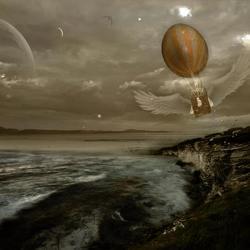 EGG Balloon ...