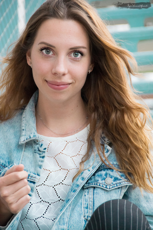 Portret Eline -