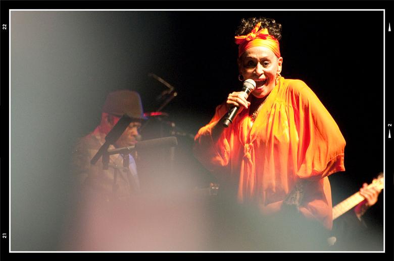 Buena vista social club 01 - Afgelopen jaar zijn we naar een multi culti muziek festival in België geweest. De naam ben ik even kwijt, maar dat het ee