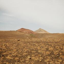 Op het pad naar Playa Quemada