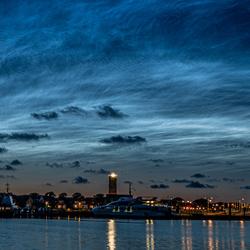 nachtwolken panorama