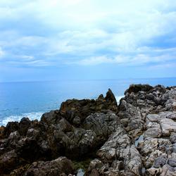 Kust Cefalu Sicilie