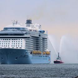welkom Ovation of the seas