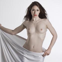 white nudity
