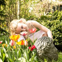 Heerlijk voorjaar.