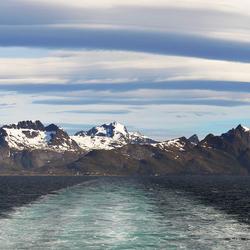 Lofoten på langs (Panorama)