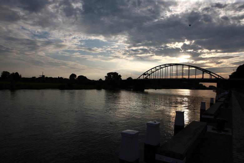 Deventer - Deventer aan het water.