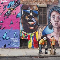 Bushwick Collective - Brooklyn, New York