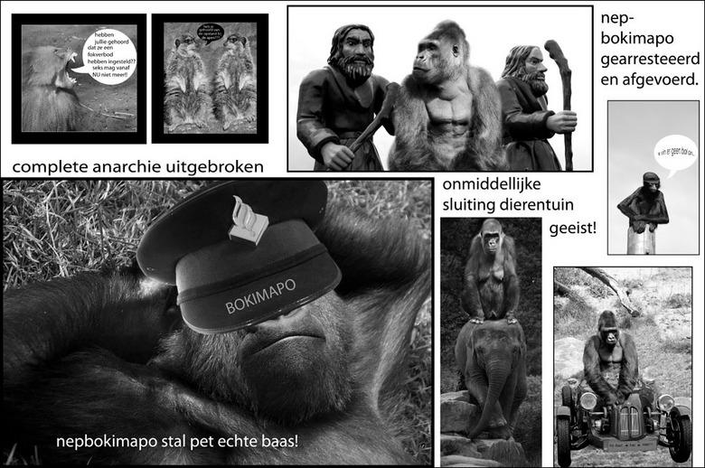 ONMIDDELLIJKE SLUITING GEEIST VAN DIERENPARK - de chaos is compleet in de dierentuin. De gebeurtenissen volgen elkaar snel op.<br /> Na het volgende